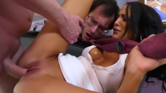 Mind blowing cuckold fuck online video media with Sofi Ryan