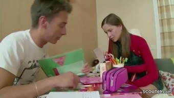 Male relative Tell Step-Sister how become pregnant after Homework assignments