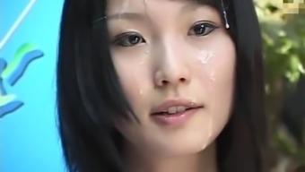 Name of Japanese people JAV A woman Newscast Savior?