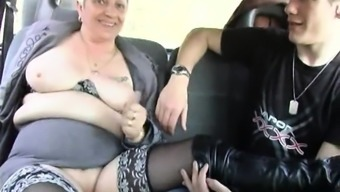 He shared his special wife Murielle with an outdoor gangbang