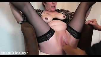Mature Fisting Squirting Height