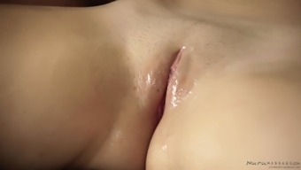 Jennifer Jacobs is awesome at milking a promising stud's complicated penile organ