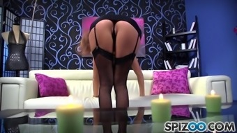 Spizoo - Attractive From asia teen Alina Li is punished by Ryan Mclane