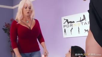 alura jenson educates avi completely love how to persuade that often big dick