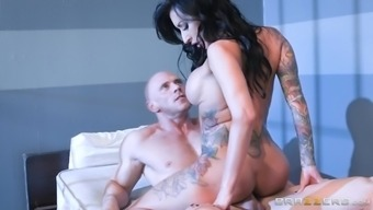 Lily Lane is typically a inked blond who cannot refrain from a man's bad fats penis