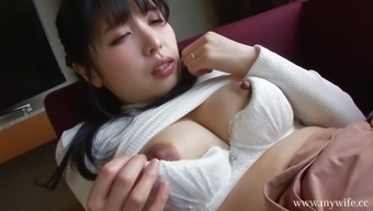 Hot Japanese people lady is basically a real screamer despite the fact that fucking