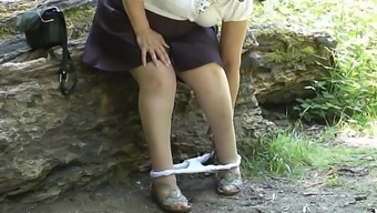 upskirt bum among the jungles stage two different.mp4