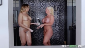 Blair Williams and Alura Jenson require a agonizing phallus