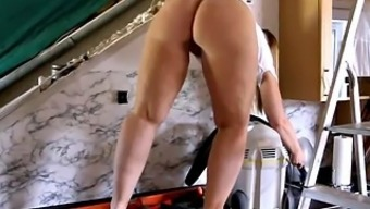 Bad fats Booty PAWG Procedure your kitchen Bottomless
