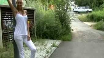 Unabashed used Czech girl effect large penis outdoor adventure