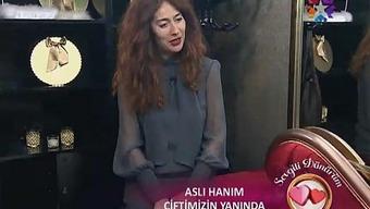 Turkish Future bride Downblouse