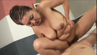 anal with far eastern granny