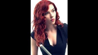 Scarlett Johansson known as Matchless Widow