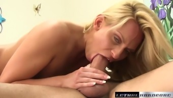Madison gets her restricted hollow fucked by step mister
