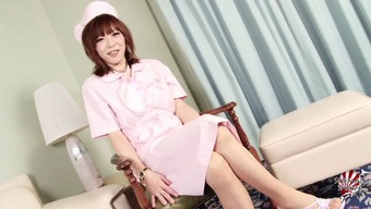 Tranny healthcare provider rips launch her sheer pantyhose and gets complicated