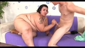 ssbbw adores rectum sexual intercourse