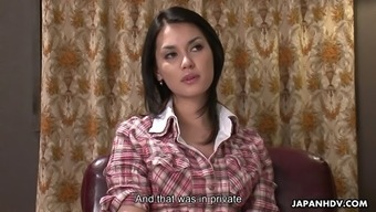 Well known Japanese people Maria Ozawa within a warm meeting and a lot more