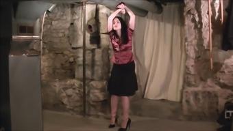 Slavery intercourse victim gets her needed punishment