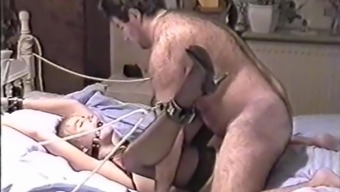 Old-fashioned Beginner Slavery (beautiful girl and furry fuck)