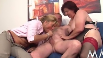 Newbie Mature German Granny