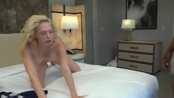 Fairly Blonde Is exposed to Serious Mating Session