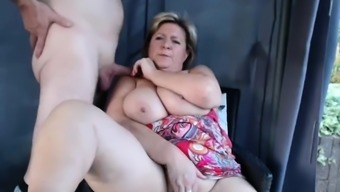 astonishing gilf fucking on camera old partners fucking cam