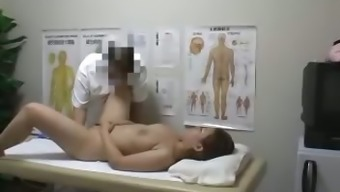 big tits milf creampie fucked by medical professional
