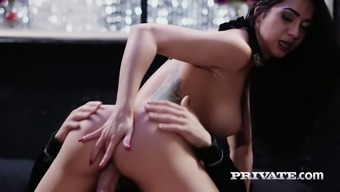 Julia en Lucia is sexually firm and she's magnificent at being on the top