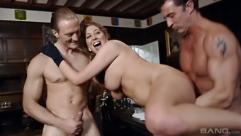 Warm bimbo Lexi Lowe always has time for sexual intercourse and she even is sexually avid