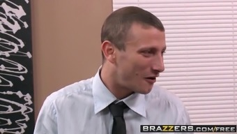 brazzers - shes gonna spew - spray aid market starring