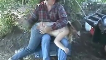Spanked upon the Farm 2(two)