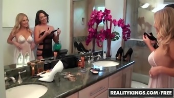 RealityKings -Brianna Ray Fortune Dixon - A Date By using Destin