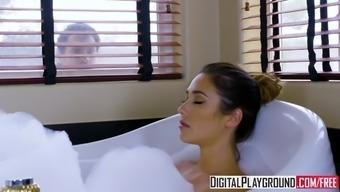 XXX Pornography online video - My Wifes Heated Best friends Episode 3(three) Eva Lovia and