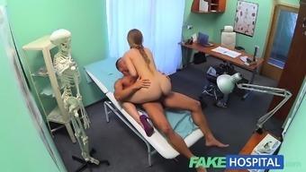 FakeHospital Cheated man likes exams but gets avenge