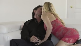 Superior wife Cherie Deville and her malicious GF are trading husbands