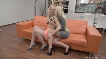 blondies dido angel and julia parker being intimate with and undressing one another