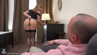 Sex-hungry whore Connie Sparta requires a cock with her lengthened booty opening