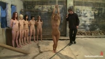 Perverted women have undergone a number of hell within this BDSM