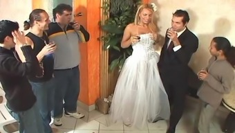 Tranny bride to be sex after wedding ceremony
