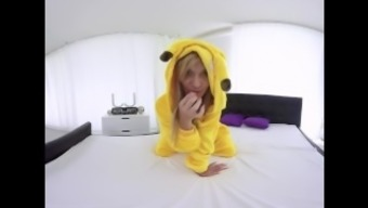 Playful Pickachu knows what you should show you