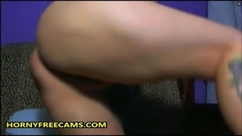 Intense DP Made Me Jizz From Both Holes