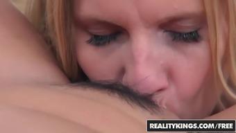 RealityKings - Milf Next Door - Brianna Ray Lucky Starr - Lu