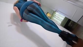 Ivory Pantyhose