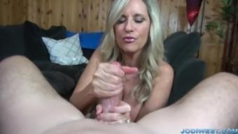 Jodi West strike individuals dick before you ejaculate!