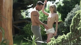 Magnificent Gina Gerson gets her tense butt ruined along with a colossal cock