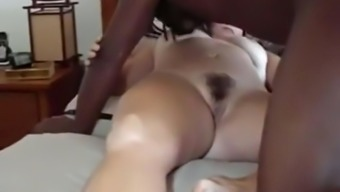 Dark colored bloke fucks my cuckold wife christian missionary and breeds her