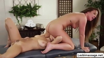 Maddy oreilly invites some darcie dolce for many verbal