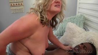 New Years Cum In With A Bang - Big Cock Swinger Wife Swap!