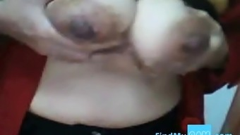 Chinese Lili got big tits