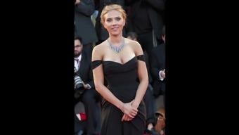 Scarlett johansson (black widow marvel) fap tribute